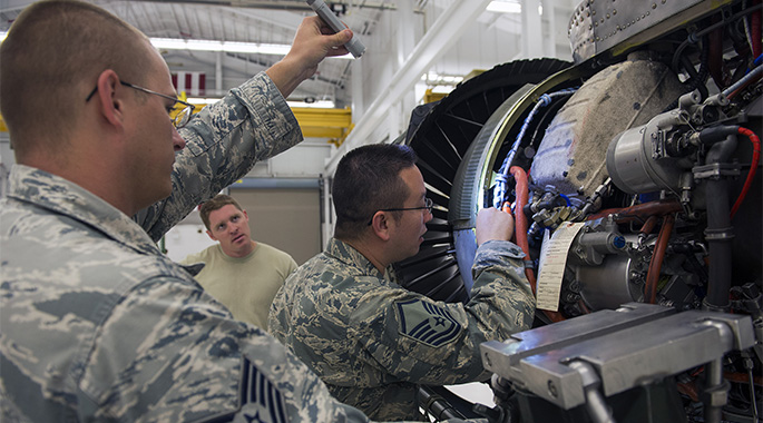 Assuring aircraft excellence: QA gives the 'A-OK'
