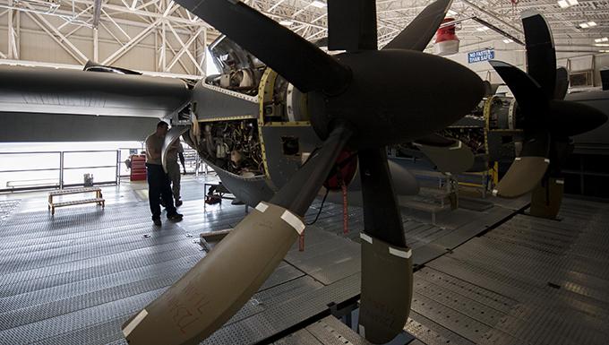 ISO team returns C-130s to 'like new'