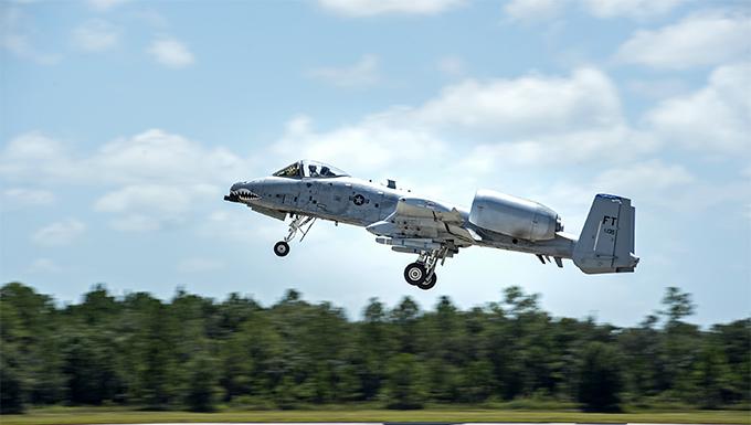 A-10s take over Avon Park