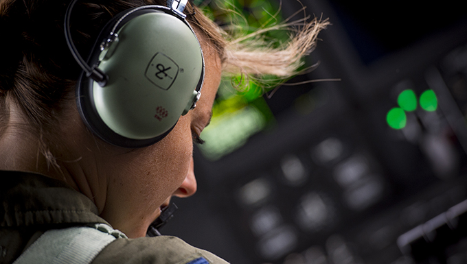 First-female amputee to return to cockpit